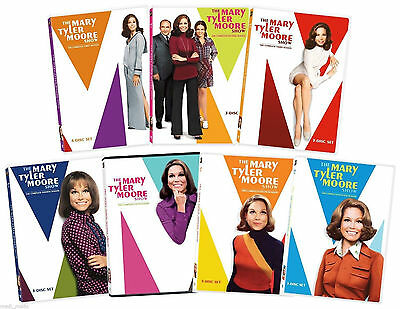 The Mary Tyler Moore Show: The Complete Series - Seasons 1-7 (22-DVDs)