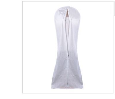 Breathable XLG Bridal Wedding Dress Garment BAG Cover Storage Bag Protector NWT