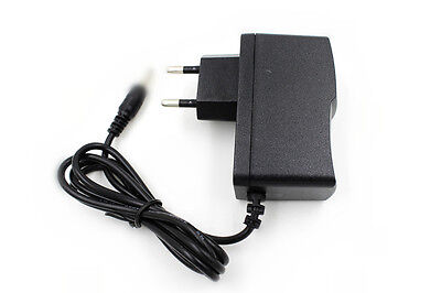 EU 6V AC/DC Adapter Charger for Omron Digital Blood Pressure Monitor Power Suppl