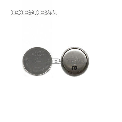 New Maxell FDK ML1220 ML 1220 Rechargeable 3V Battery Coin Cell CMOS BIOS RTC