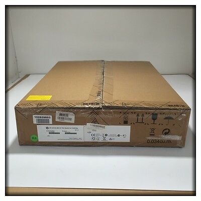 HP A5120-48G EI 48-Port Gigabit Switch w/ 2 Interface Slots JG246A !! NEW!!