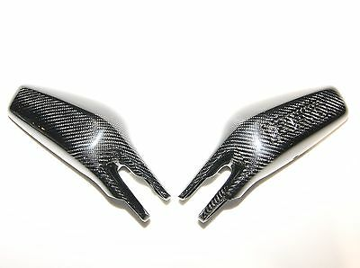 FR Racing Carbon Fiber Mirror housing case (LHD) fit Ferrari 430 F430 Challenge