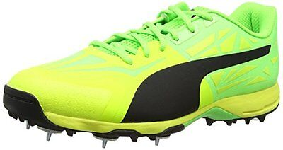 Puma Evospeed 1.5 Spike, Scarpe da Cricket Uomo, Giallo (Safety (c1O)