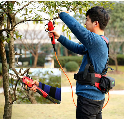 220V 3cm Electric chargeable fruit tree branch cutter Secateurs & Pruners