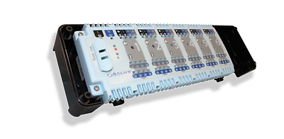 Salus KL06 Wiring Centre for Under Floor Heating Terminal Board Control