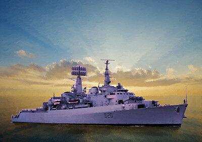 Hms Fife - Hand Finished, Limited Edition (25)