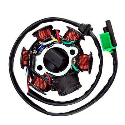 ATV Quad Buggy Go Kart S19T Electrics Wiring Harness For GY6 150cc Very Solenoid