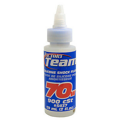 Team Associated Silicone Shock Oil - 70Wt - AS5437