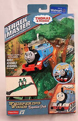 Thomas the Tank Engine - The Whispering Woods Expansion - Trackmaster - New (#1)