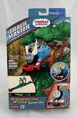 Thomas the Tank Engine - The Whispering Woods Expansion - Trackmaster - New (#2)