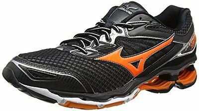 Mizuno Wave Creation 18, Scarpe Running Uomo, Nero (J8b)