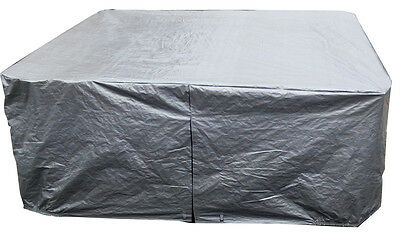 protect your spa cover now, 68.5x77.5x32inch, cover cap and spa cover guard
