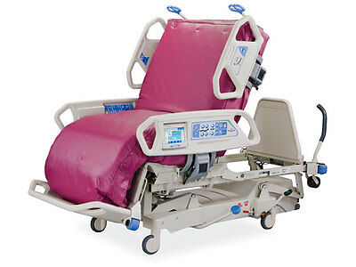 """""""Low Air Loss"""" Mattress Hospital Bed For Bed Sores with """"Chair Position"""""""