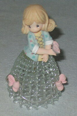 2001 Enesco Precious Moments Four Seasons Belles Summer Belle (New In Box)