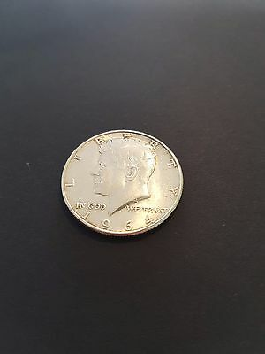 USA 1964 JFK 90% Silver Half Dollar Coin #2