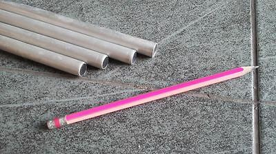 Aluminium tubes   12mm OD  x 1mm thick.    (8 lengths @ 30 inches)  POST FREE