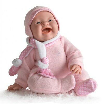 "14"" Lola Snow Time Doll"