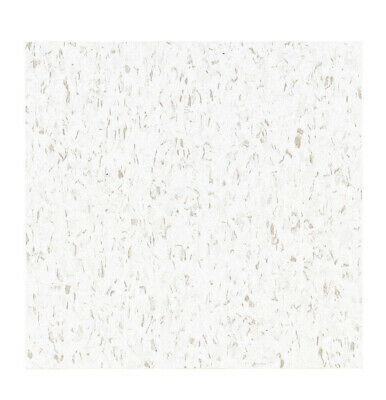 """Armstrong Standard Excelon Floor Tile 12 """" X 12 """" Commercial White"""