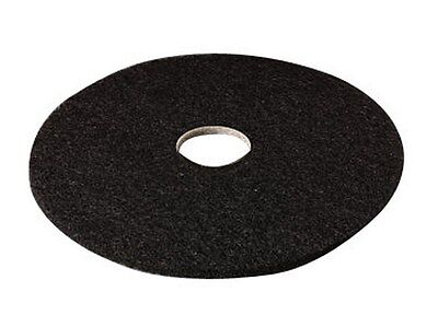 "3m Floor Pad Automatic, Black Stripper 20 "" Dia 7200 Series Boxed Pack of 5"