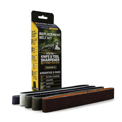 Knife Sharpener Belt Kit