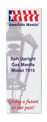 American Mantle Soft Up- Right Gas Mantle