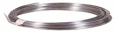 Hillman Wire Clothesline 100' 14 Ga Galvanized 279 Lb Limit Boxed Pack of 12