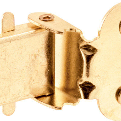Prime-Line Window Lock Brass Carded