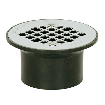 """Sioux Chief Floor Drain General Purpose Stainless Steel Strainer 3 """" Pack 1"""