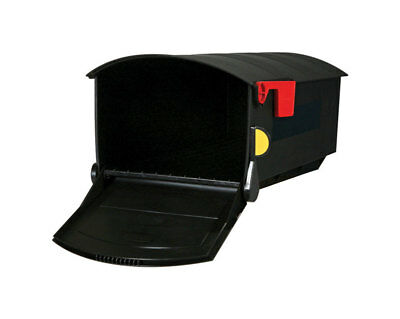"Rubbermaid Mailbox 21"" X 9-1/2"" X 11-1/2"" Black"