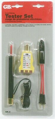 "Gb Electrical Tester Set 36 "" Ul"