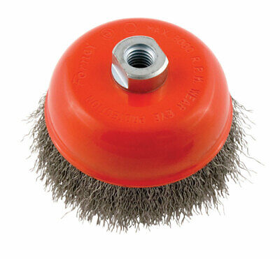 """Forney Crimped Wire Cup Brush 5 """""""