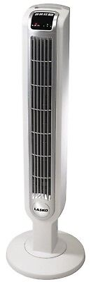 Lasko Tower Fan 36 In. H X 12 In. W X 12 In. L Oscillation 3 Speed