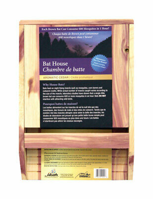 Heath Bat House Cedar