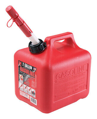 Midwest Can Gas Can 2 Gal 6 Oz Meets Carb And Epa Requirements