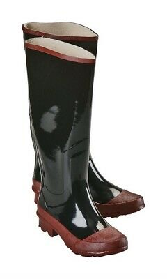 Boulder Creek Lined Rubber Knee Boots Rubber Red