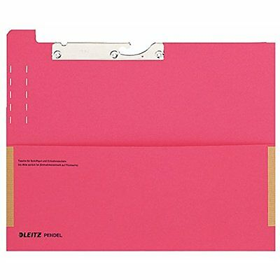 Leitz 20290025 - hanging folders & accessories (Red, A4, Cardboard) (z3L)
