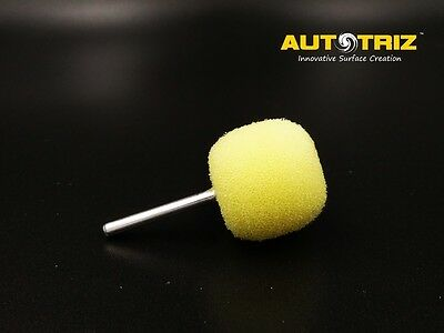 2 x AUTOTRIZ Round Shape for Nano Polisher Kit 2.0