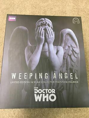 Doctor Who Weeping Angel 1/6 Scale Figure by Big Chief Studios US Seller IN HAND