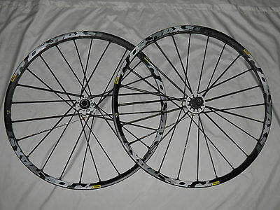 Mavic Crossmax ST Wheelset - 26er - Tubeless Ready                        cb1582