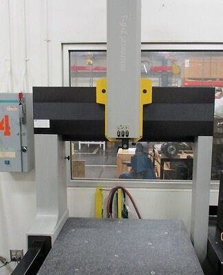 CMM-Microxcel 765 with Manual Probe Included