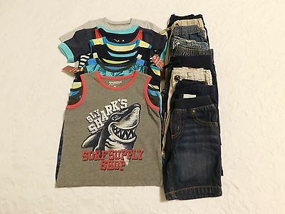 Boys Clothes size 18 Months 18 MO NWT Summer Lot Brand New Retail $264 Lot #2