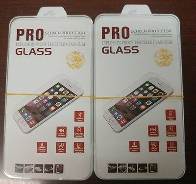 Lot of 20 Pro Screen Protector Explosion-Proof Tempered Glass Film for Iphone 6
