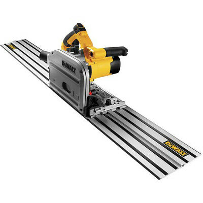 DeWalt DWS520SK Zero Clearance 6-1/2 in. TrackSaw Kit with 59 in. Track New