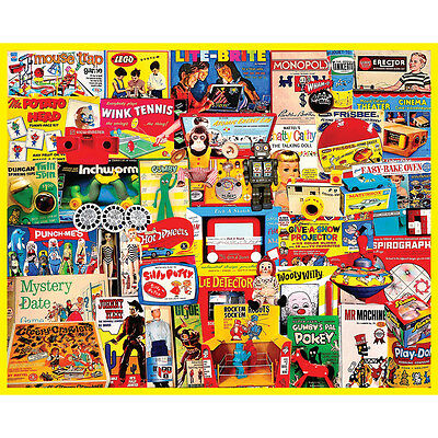 """Jigsaw Puzzle 1000 Pieces 24""""X30"""" I Had One Of Those WM1166"""