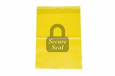 """1-1000 10x13 Yellow 2mil Colored Poly Mailer Shipping Self Seal Bags 10"""" x 13"""""""