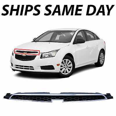 NEW Front Upper Grill Grille for 2011 2012 2013 2014 Chevy Chevrolet Cruze 11-14