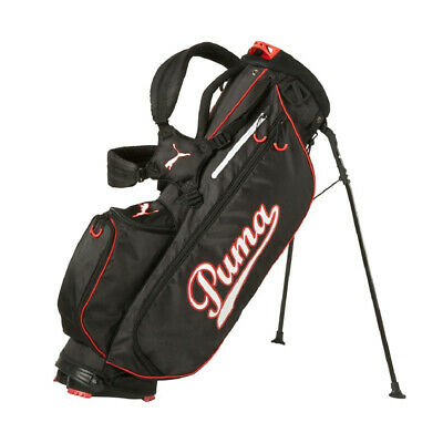 New PUMA Golf Superlite Stand Bag 4 Way Top & Full Length Dividers - Pick Color