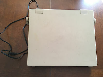 Brother Electronic Typewriter AX-15  Correcting with Cover and Cord - Fast Ship!