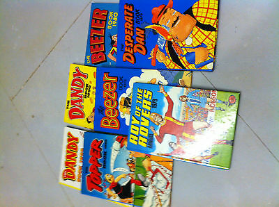 7 Childrens Annuals All Listed