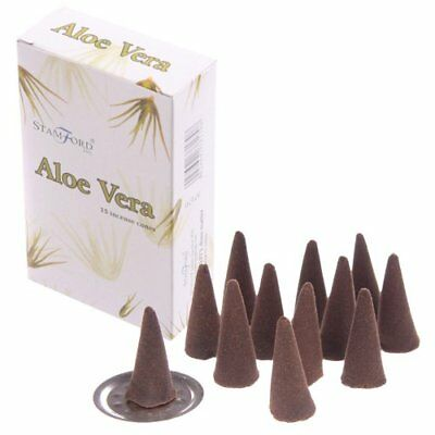 Stamford Incenso Box Fon incenso Aloe vera (B1r)